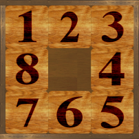 Eight Puzzle Game Icon