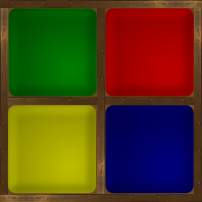 Light Squares Game Icon